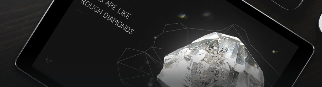 Diamonds marketing campaign